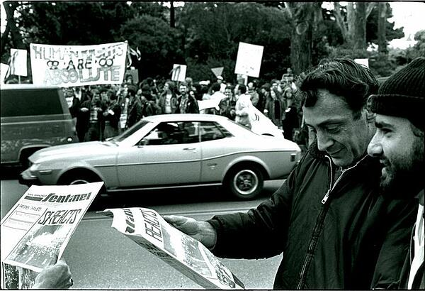 Harvey Milk Gay Pride