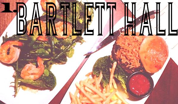 Bartlett Hall lunch SF