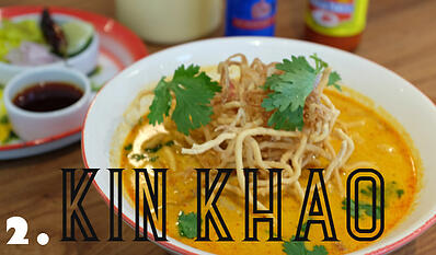 Kin Khao lunch SF