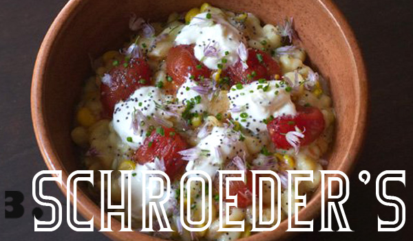 Schroeders lunch SF