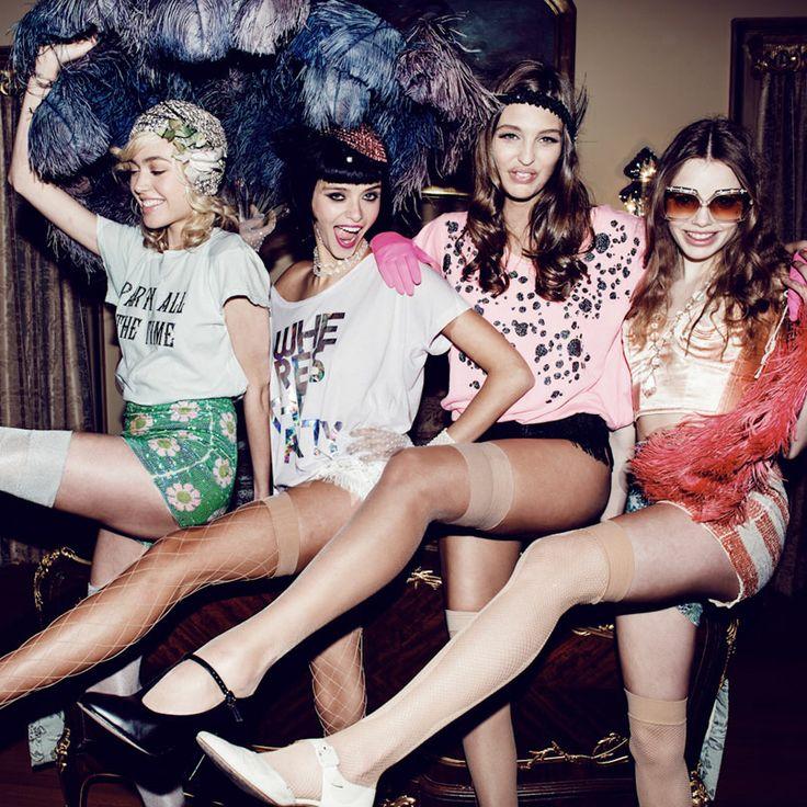 girls dance