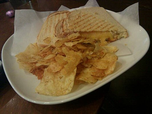 Gilled Cheese from Sugar Cafe