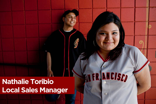 Nathalie Toribio Local Sales Manager