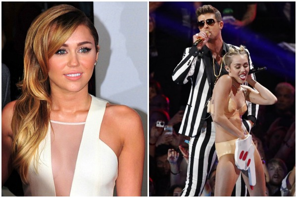 Miley cyrus, vma's, twerking, mind your manners